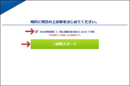 doda ICQキャリアタイプ診断 感想